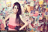 Amy Winehouse Cover. (Marcel Canfield.) Tags: look vintage marcel nikon amy retro cover mah winehouse canfield