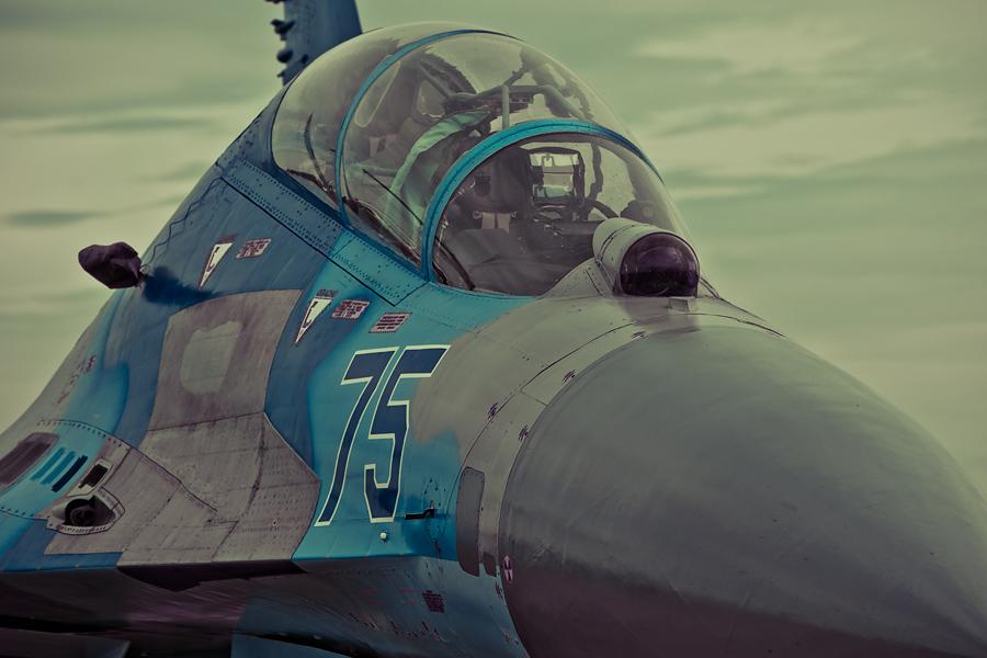 SU-27 Flanker - Urkaine