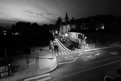 nigth (rakelilla/robin) Tags: blackandwhite bw robin nikon asturias bn nigth rakel asturies laviana fotografianocturna balncoynegro poladelaviana rakelilla nigthphotography