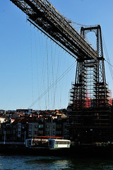 Vizcaya Bridge, Spain (Bostonian) Tags: spain bizcaya vizcayabridge transportbridge