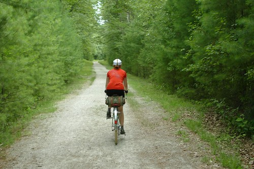 Bedford Narrow Gauge Rail Trail