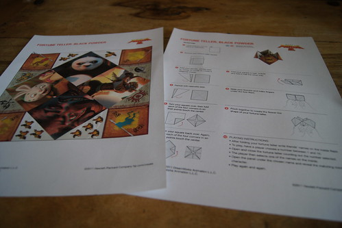 HP ePrinter review - Chatterbox instructions