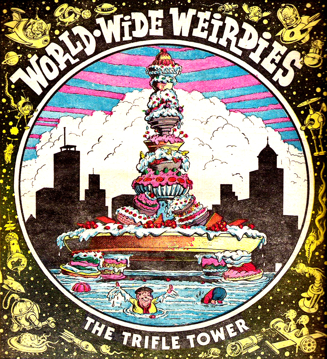 Ken Reid - World Wide Weirdies 44
