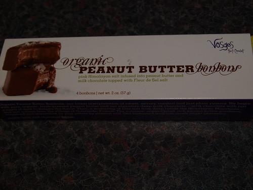 Vosges Peanut Butter Bon Bons