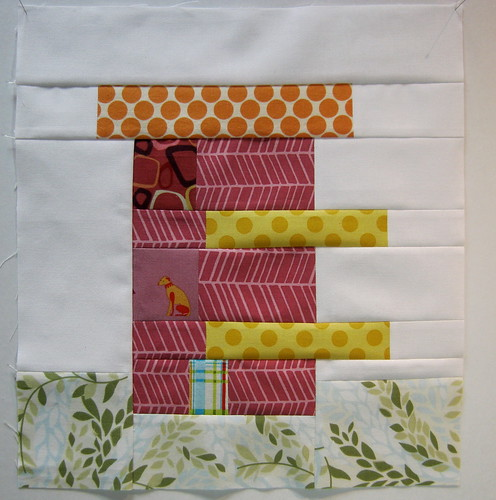 house block for jenny sew buzzy may