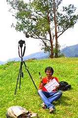 Mr. Madhoship (Junk Fruit Kaa) Tags: camera mountain canon 5d nizam shamin madhoship
