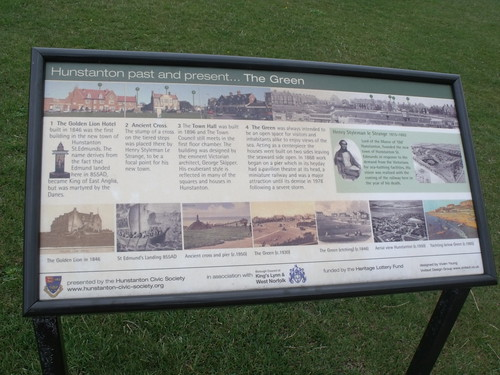Hunstanton Past and Present - The Green