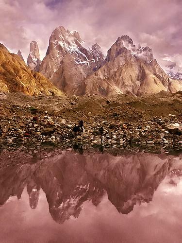 trango world, pakistan by TARIQ HAMEED SULEMANI / k2 door ast