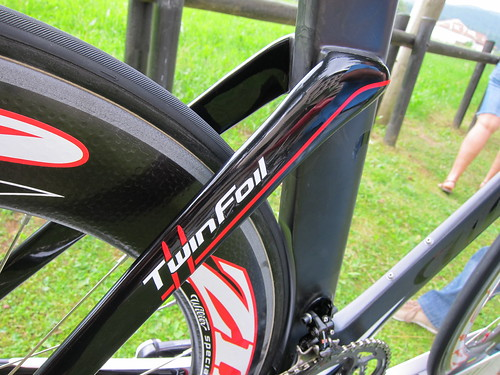 Wilier TwinFoil TT Bike