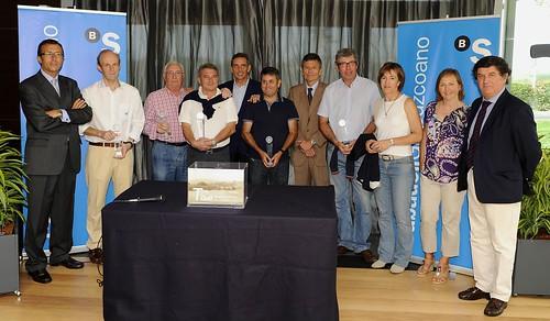 Torneo de golf en Guipúzcoa (Premio SabadellGuipuzcoano)
