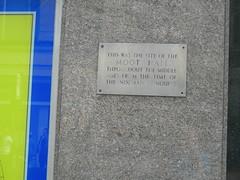 Photo of Grey plaque № 2048