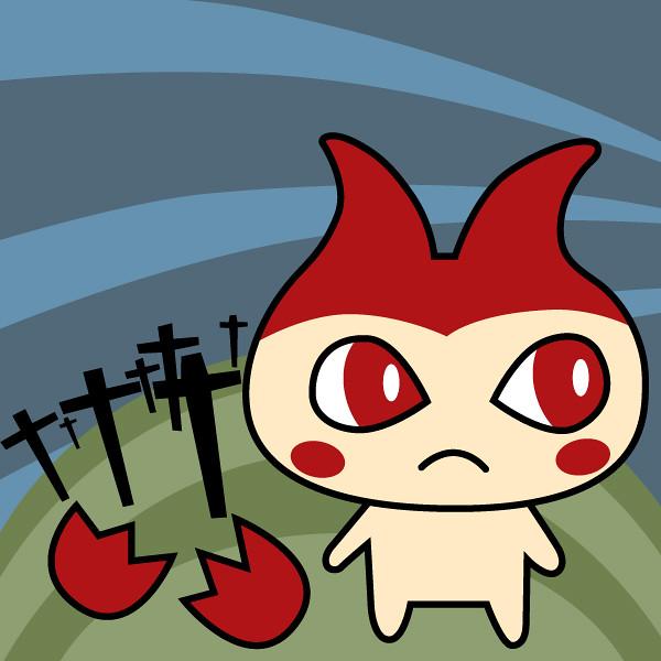 evil tamagotchi