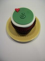 Cupcakes (The Vanilla Bean Cupcake) Tags: cupcakes butterflies anchor fondant vanillabeancupcakery