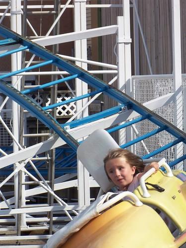 C6 rollar coaster