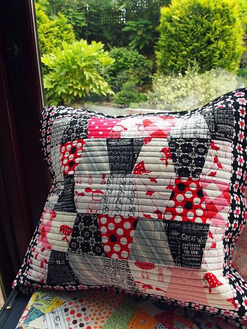 tumbler pillow