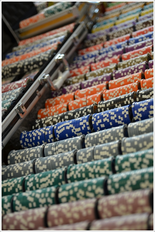 Gamble Chips for Souvenirs