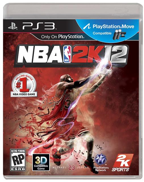 NBA 2K12 - Jordan