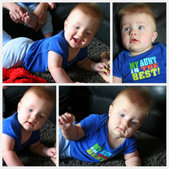 Nolan 7.5 Months