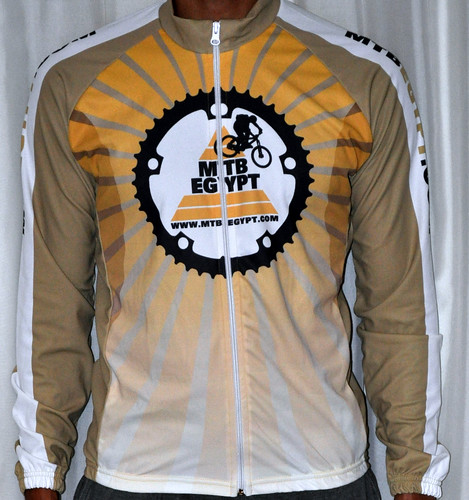 MTB Egypt long sleeve jersey