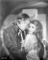 John Huston and Senta Berger in De Sade 1969