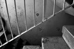 SDEROT. CITY. CONCRETE. (Noa Ka) Tags: city bw art concrete israel blackwhite nikon war mood south fear gray photojournalism documentary atmosphere hide negev journalism protect doco d90  sderot   nikond90