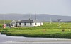 Game Keepers House & Deer (DonaldUist) Tags: summer house water car south deer sri astra uist howmore locheynort bornish