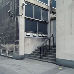 Outfall (Ben_Patio) Tags: london public square stair benpatio