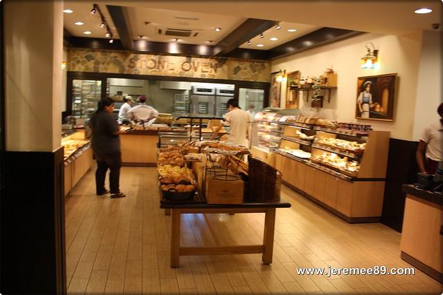 Levain Boulangerie & Patisserie @ Off Jalan Imbi, Kuala Lumpur - Environment