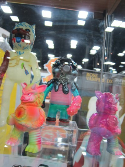 Super 7 at SDCC 2011