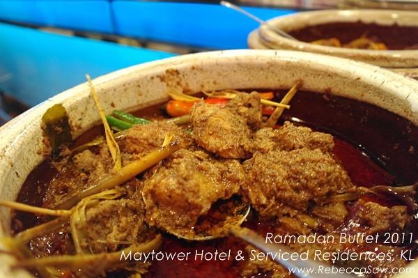 Ramadan buffet - Maytower Hotel & Serviced Residences-15