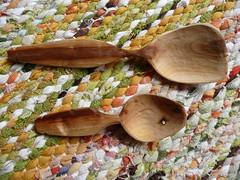 plum spoons