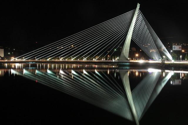 Puente de los tirantes, Pontevedra