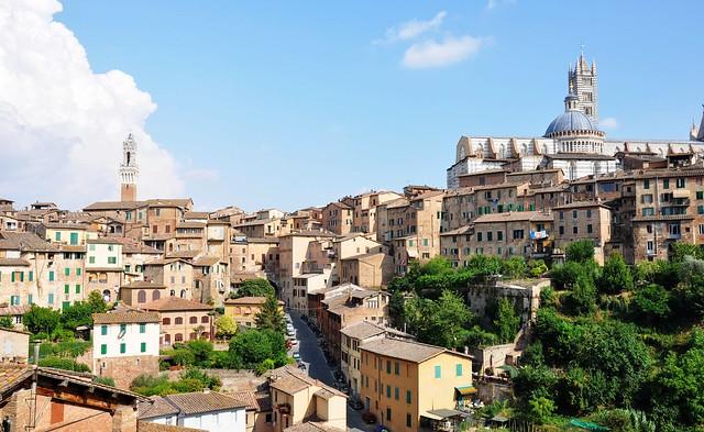 Siena, Italy 2011