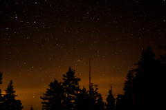 IMG_3716 (pkurk) Tags: trees lake tree night 35mm canon way stars 50mm star bay 28mm tahoe laketahoe nightsky milky emerald emeraldbay milkyway xti canonxti