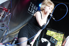 Clive Rowland - Rolo Tomassi - New Music Stage - Sunday (Tramlines Photos) Tags: new music stage sunday clive rolo rowland tomassi