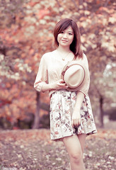 Summer (Qiao.Wei) Tags: summer emma environmentalportrait chinesegirl outdoorportrait canon70200mmf4is