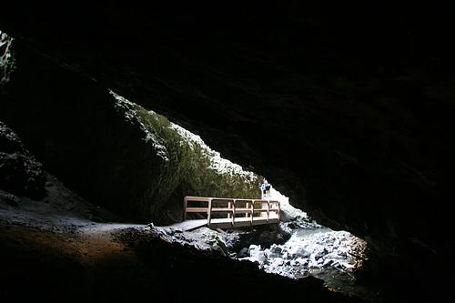 Boulder Cave Exit