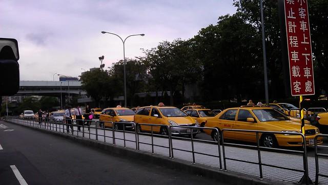 Yellow Cab, Taipei