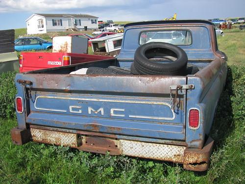 GMC Rear