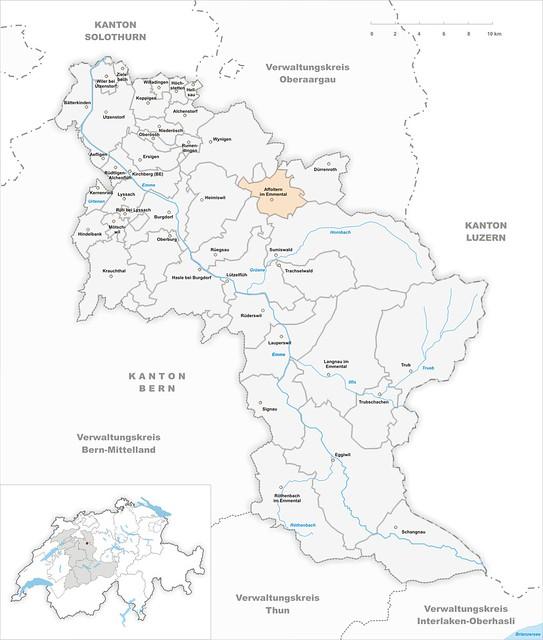 Karte_Gemeinde_Affoltern_im_Emmental_2010