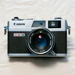 Canon Canonet QL17 G-III (Tony DeFilippo) Tags: usa dc washington canonetgiiiql17