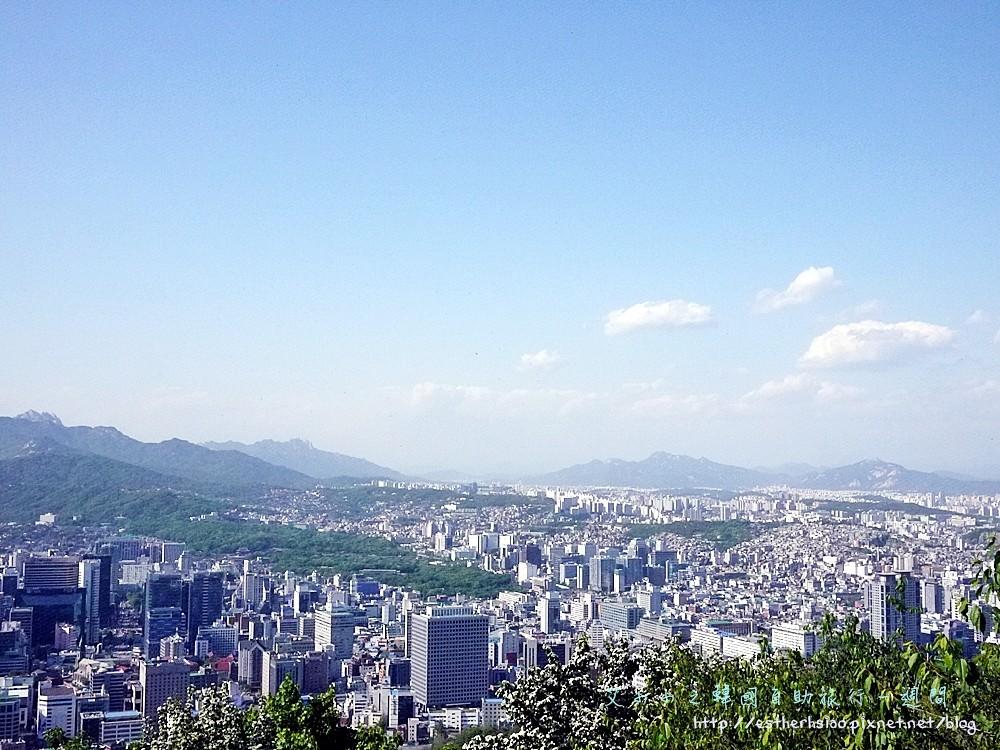 15 可眺望首爾全景