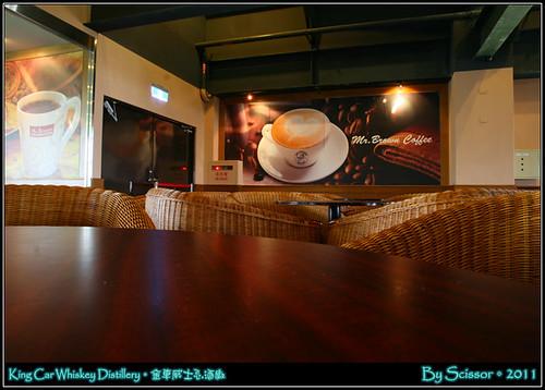伯朗咖啡館招牌籐椅