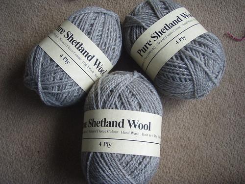 Shetland 4ply