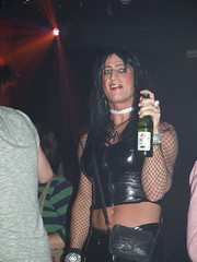 Foxy's T-Party @ Foxy's, Liverpool (29th July 2011) (G'n'G Gender Project) Tags: liverpool tgirl trans