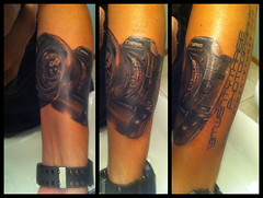 5D Mark II Camera Tattoo (seerich) Tags: