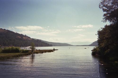 Underwater Cam- Donner Lake