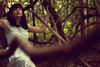 365/208 - Trapped (RachelMarieSmith) Tags: summer portrait selfportrait fashion forest canon photography caon60d