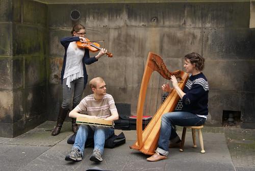 Street Music by susanvg