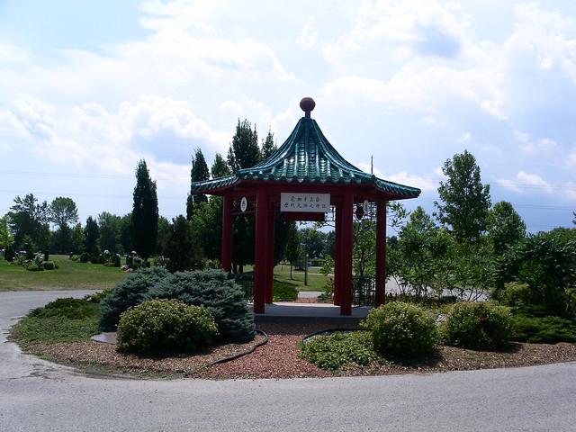 Pagota Pagoda - 1 August 2011 -  NiagaraWatch.com